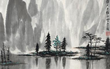 如刘海粟,林风眠将西方印象派,野兽派等现代艺术理念和手法与中国写意