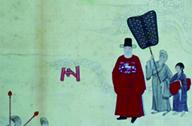 2019年三江农民画比赛在三江鼓楼内举办