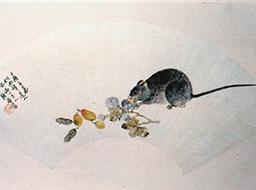 鼠年鼠生肖创意设计产品火了